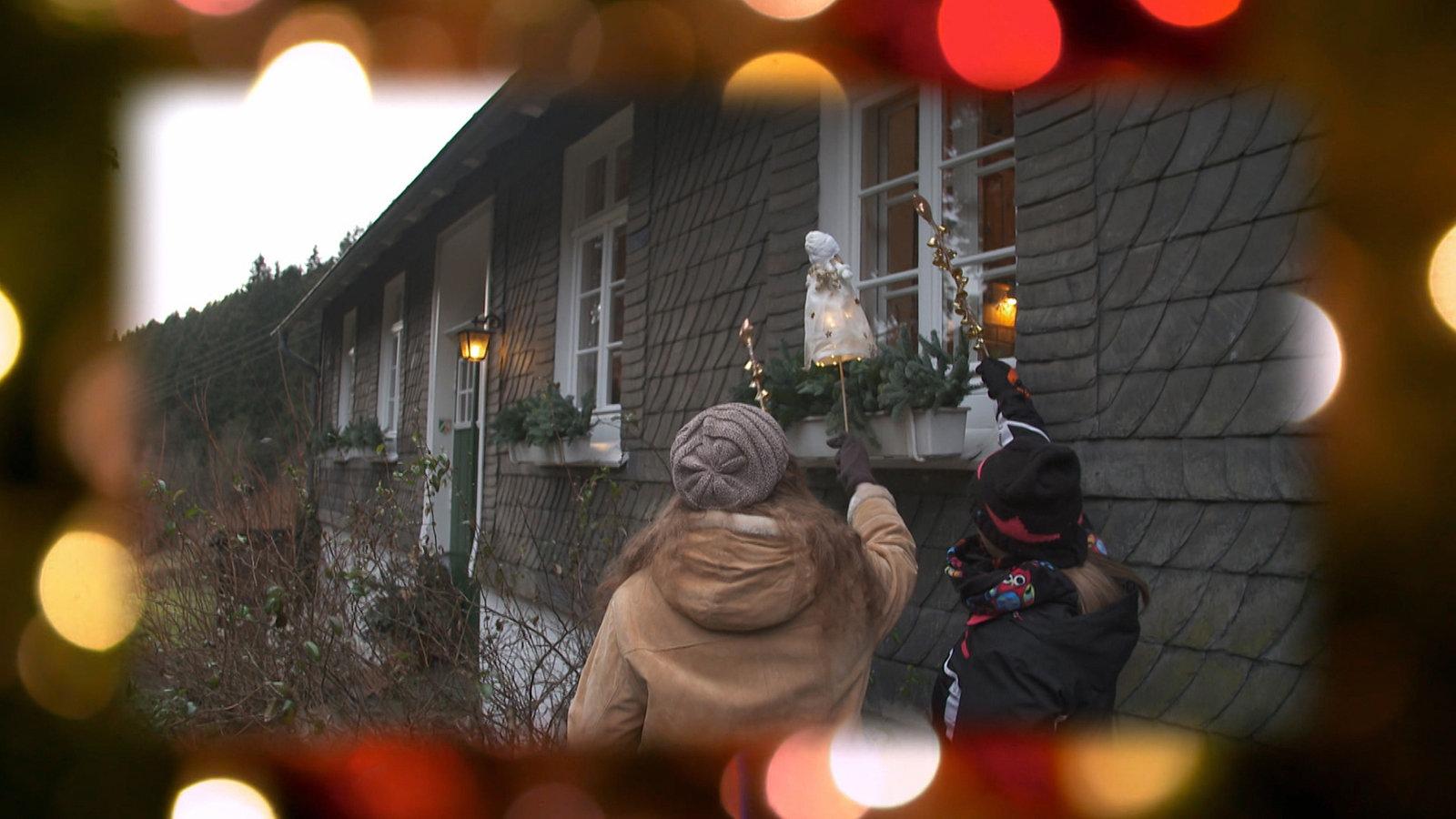 b rbel michels und die weihnachtstraditionen im sauerland. Black Bedroom Furniture Sets. Home Design Ideas