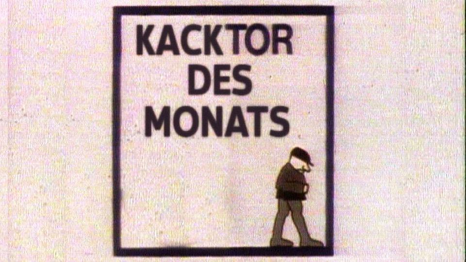 Kacktor Des Monats