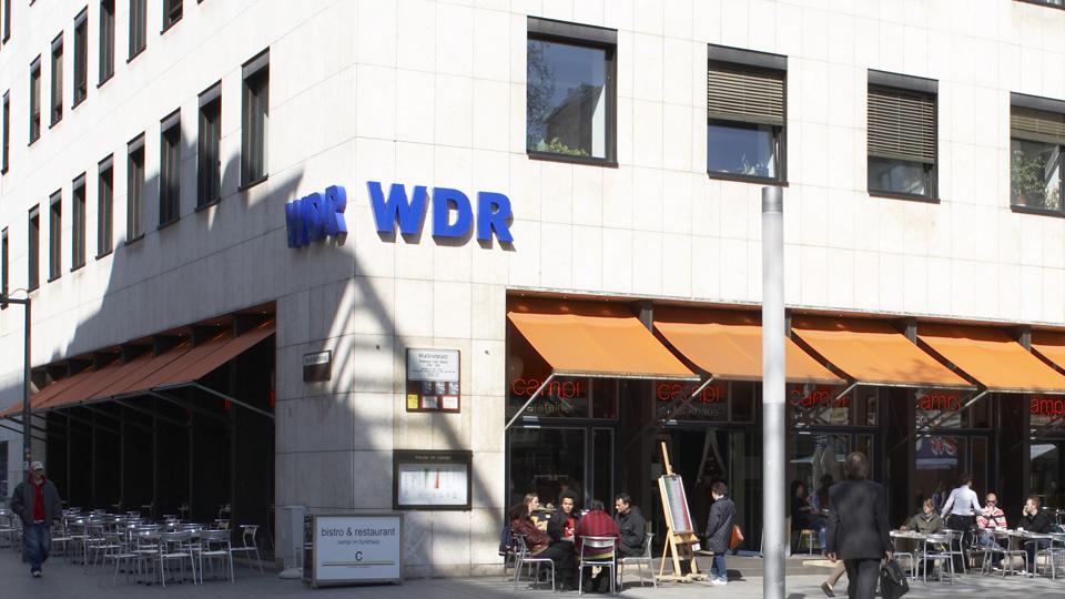 Funkhaus Wallrafplatz in Köln