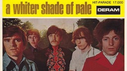 Cover:  Procol Harum mit A whiter shade of pale