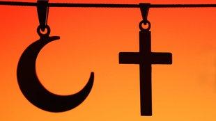 Religiöse Symbole, Islam und Christentum