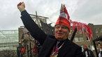 Karneval in Unna - Helmut Scherer wird gebützt