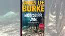 """Mississippi Jam"" von James Lee Burke, Cover"