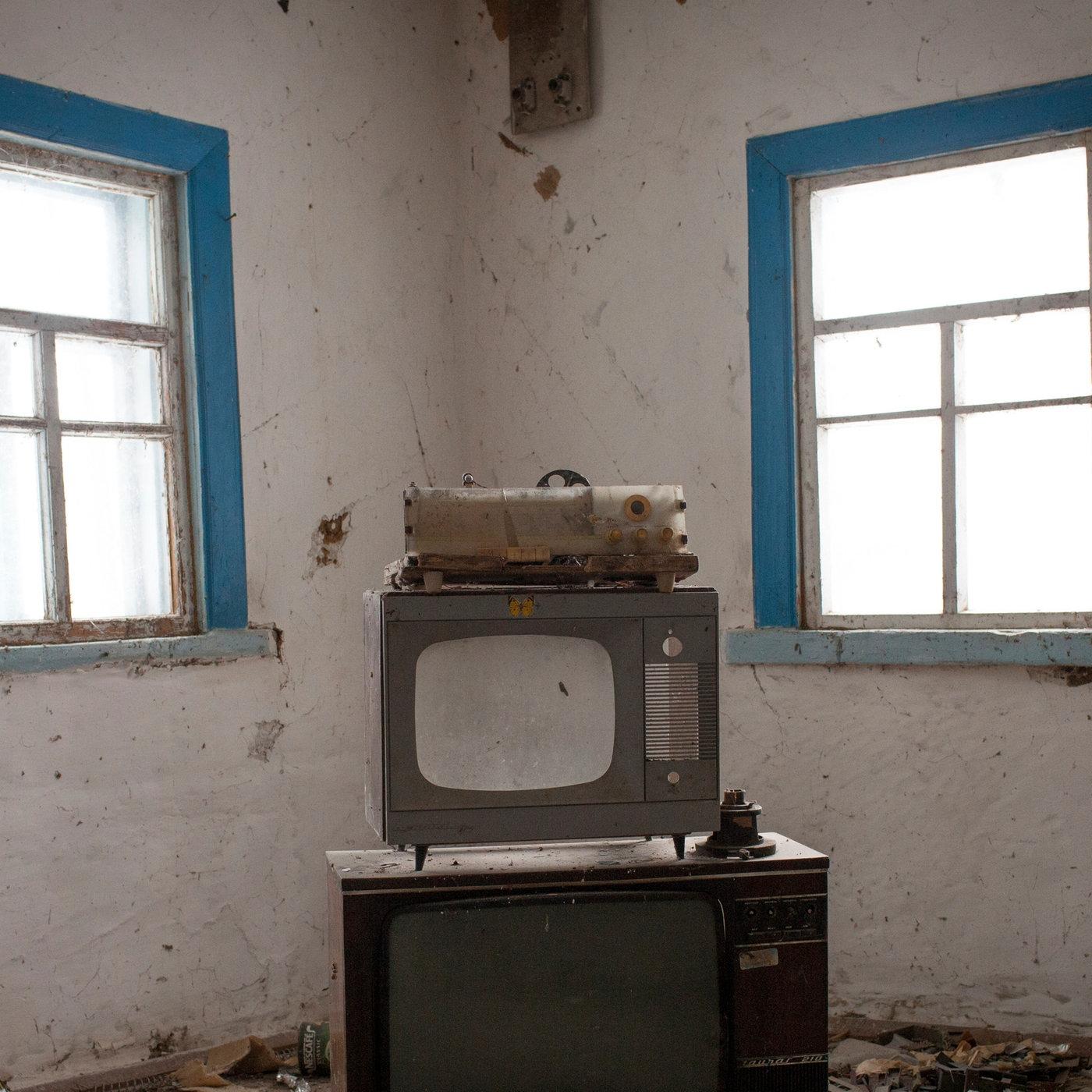 Gespräche mit Lebenden und Toten - Der GAU von Tschernobyl