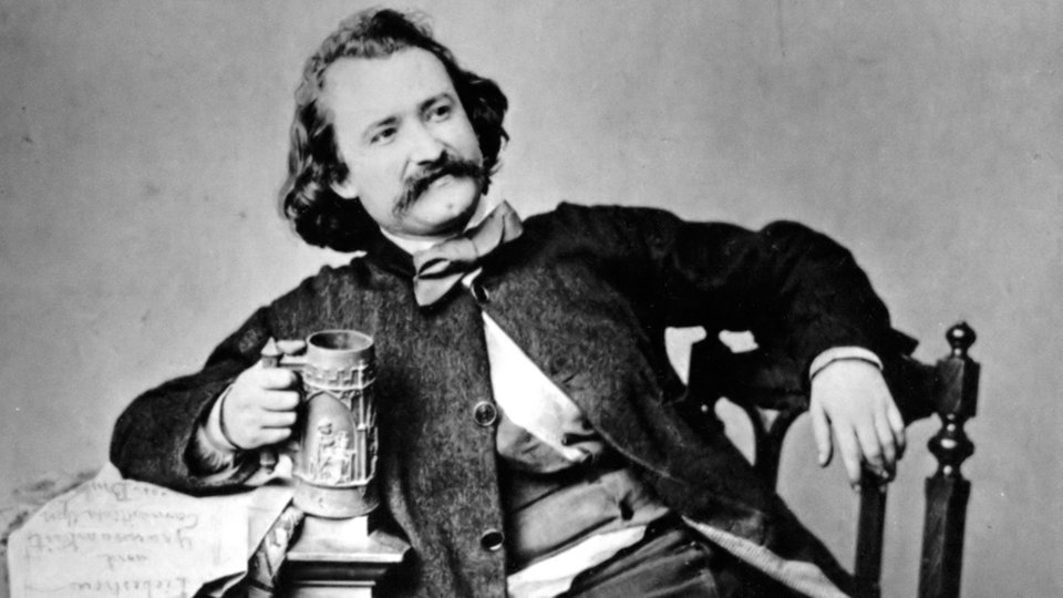 stichtag 15 april 1832 humorist wilhelm busch wird geboren stichtag wdr. Black Bedroom Furniture Sets. Home Design Ideas