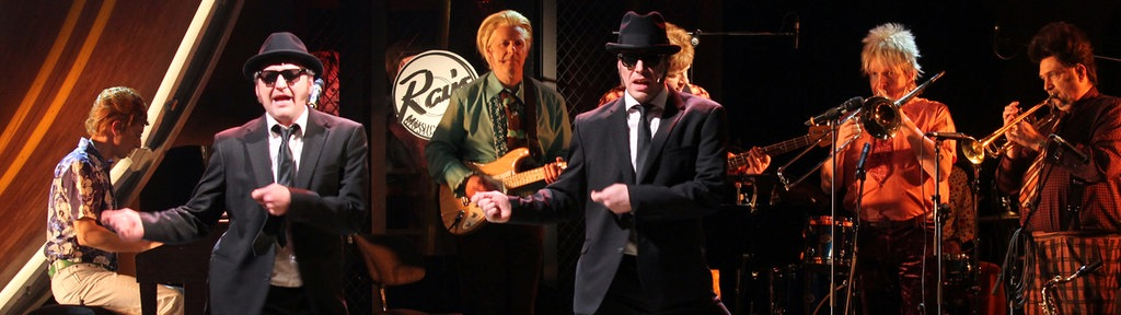 """Blues Brothers"" im Theater Hagen"