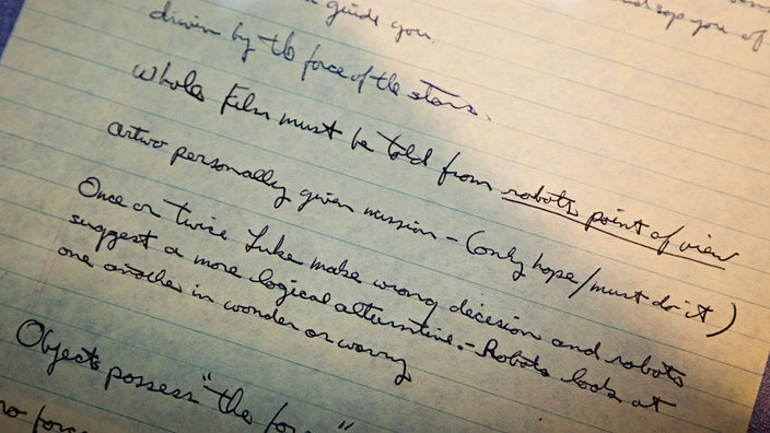 Ideen Zu Papier Bringen Expose Treatment Wie Ein Film Entsteht Dok Mal Film Kultur Wdr