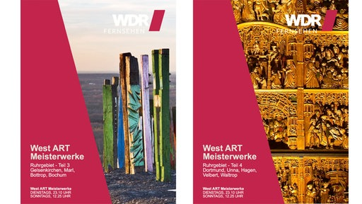 West ART Meisterwerke E-Book Teil 3 und 4