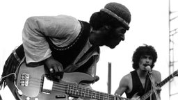 Santana live in Woodstock 1969