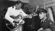 Bill Haley und Elvis Presley
