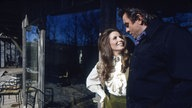 Johnny Cash mit Ehefrau June Carter Cash