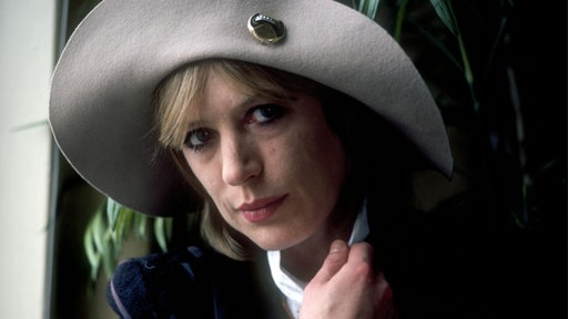 Marianne Faithfull 1981