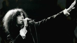 Patti Smith live 1978