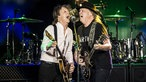 Paul McCartney und Neil Young 2016