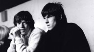 Mick Jagger und Keith Richards