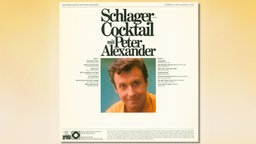 Schlager-Cocktail mit Peter Alexander Cover 1970