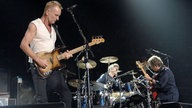 The Police live 2007 in New York