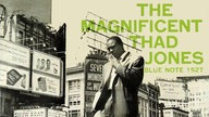 "Cover der CD ""The Magnificient Thad Jones"" von Thad Jones"