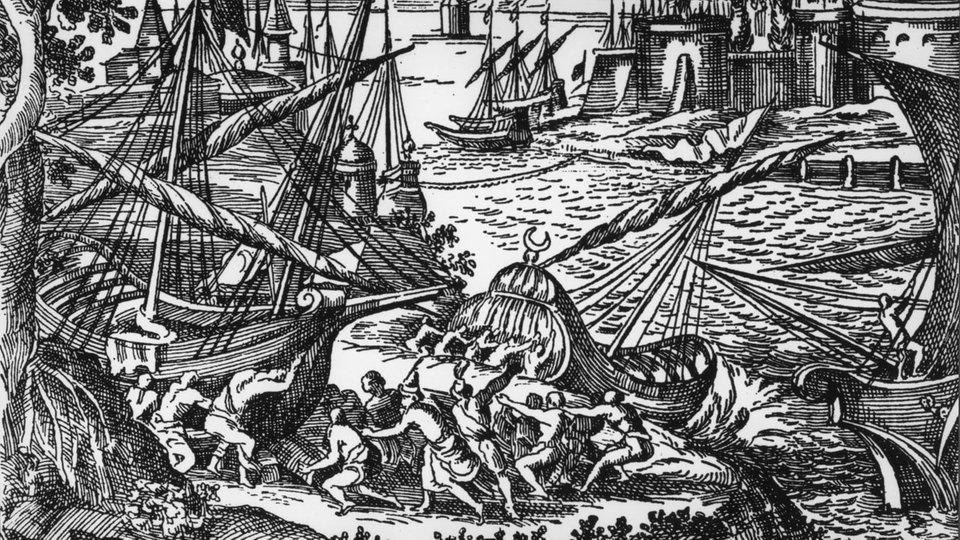 Bildergebnis für schiffe konstantinopel