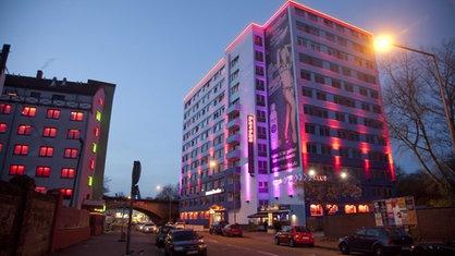 Pasha koln Pascha Nightclub