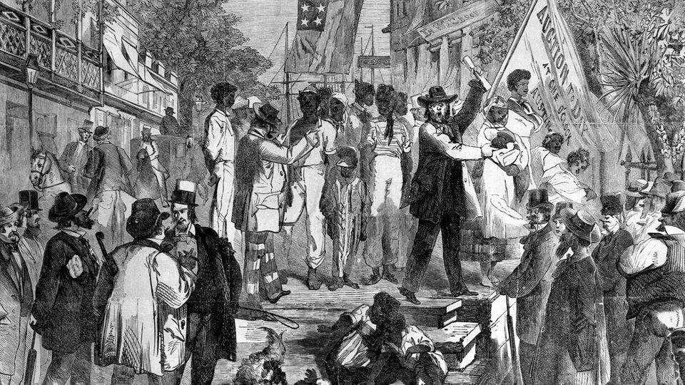 Sklavenbefreiung