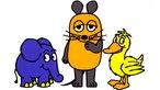 Der Elefant, die Maus und die Ente