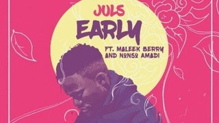 "Cover der Platte ""Early"" von DJ Juls"