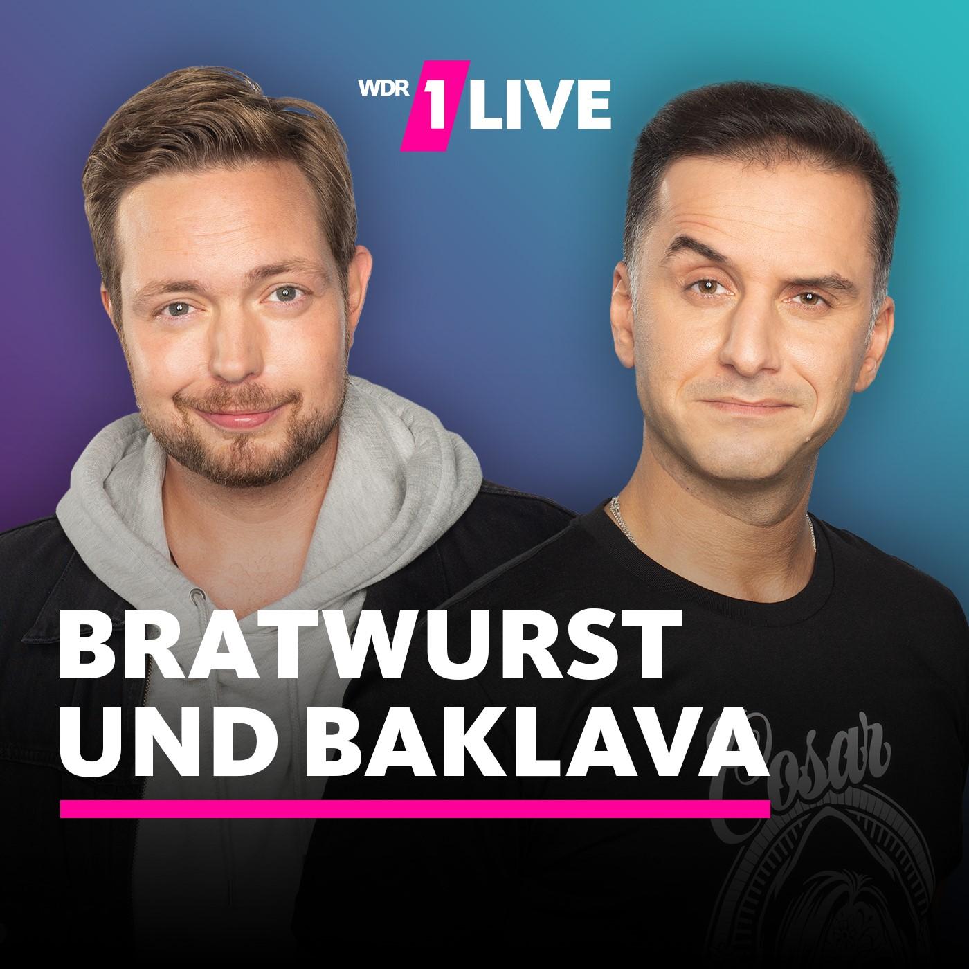 Teaser: Bratwurst und Baklava - Zwei Comedians, zwei Geschichen