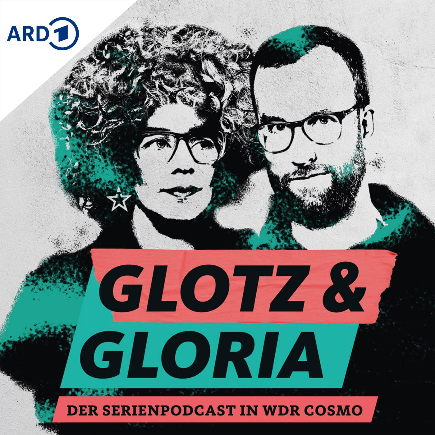 Glotz und Gloria: Der Serienpodcast logo