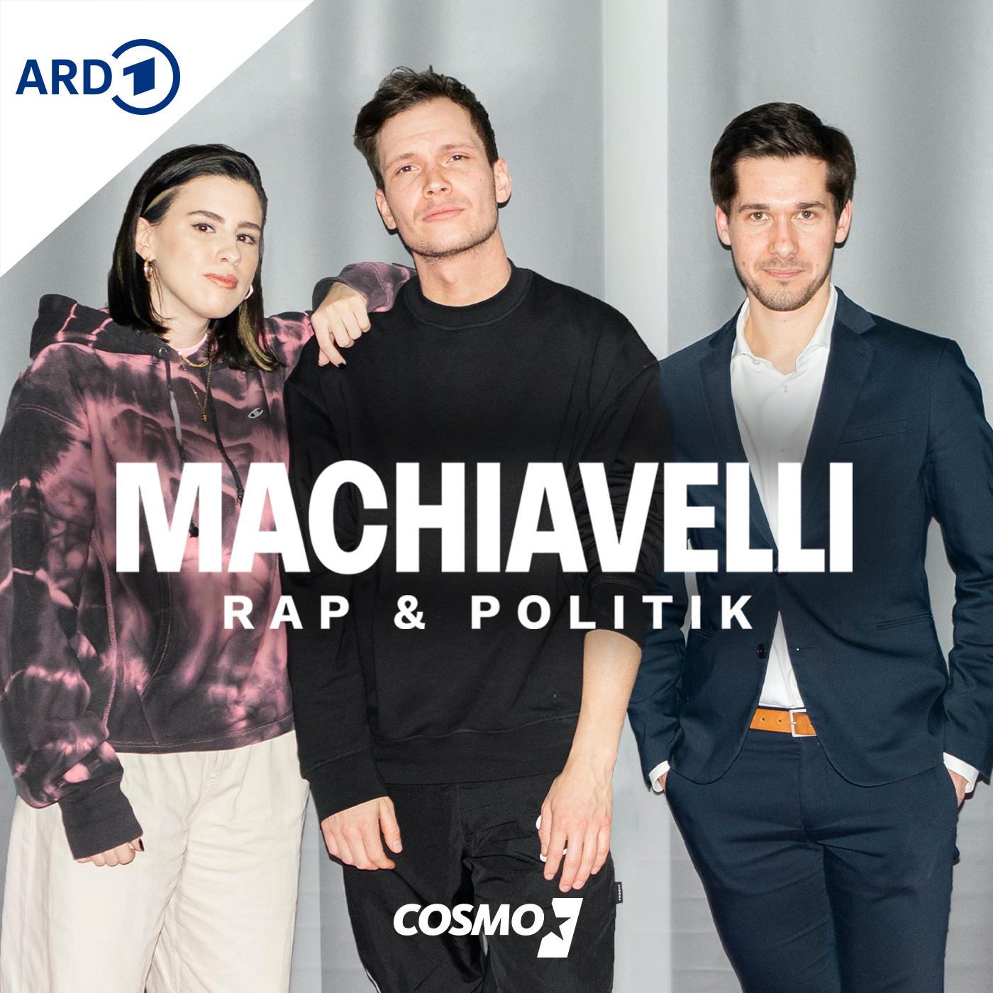 COSMO Machiavelli - Rap und Politik