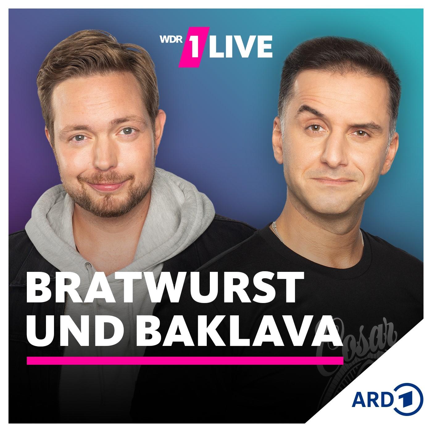 1LIVE Bratwurst und Baklava logo