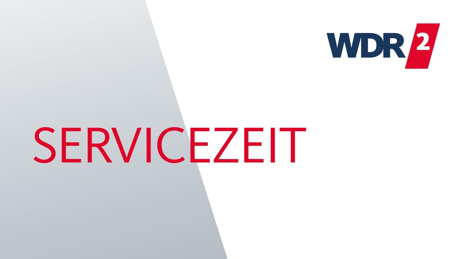 Wdr 2 Servicezeit Sparen Und Informieren Wdr 2 Servicezeit Wdr