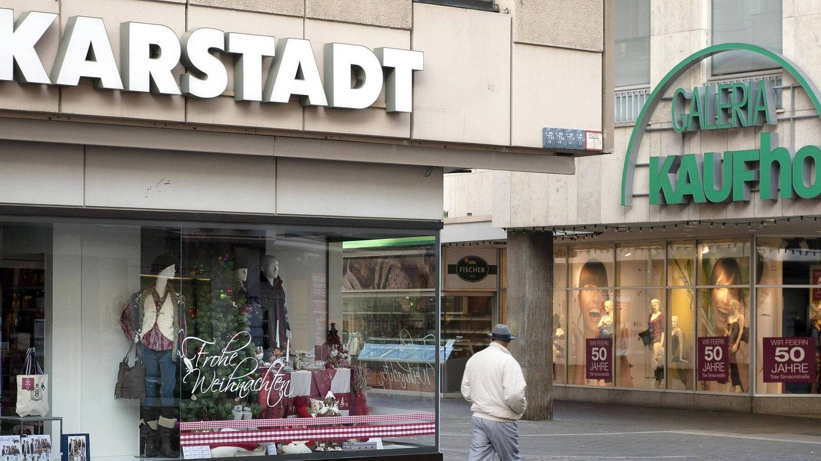 4dad1e6e63 Signa-Gruppe des österreichischen Geschäftsmanns René Benko übernimmt  Galeria Karstadt Kaufhof komplett - Wirtschaft - Nachrichten - WDR