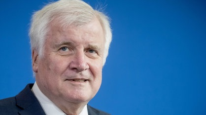 Horst Seehofer, Portrait