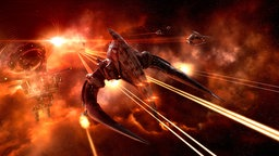 EVE Online Carnyx Release - Crusiser Burner Missions