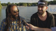 Interview: Gentleman & Ky-Mani Marley