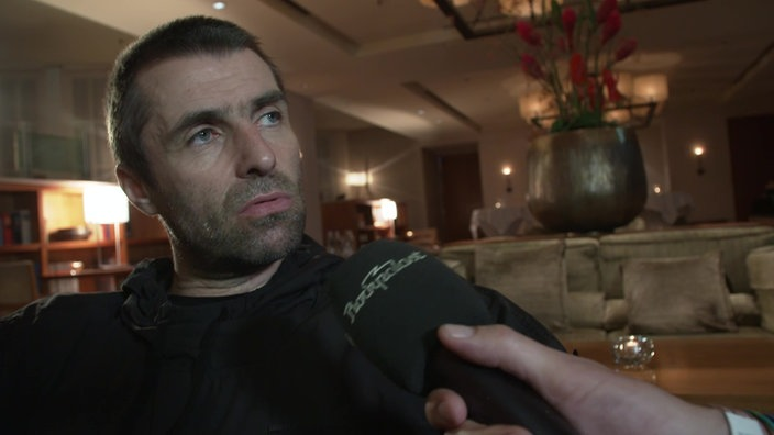 Interview: Liam Gallagher