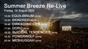 Livestream Summer Breeze 2017-2019 (Freitag)