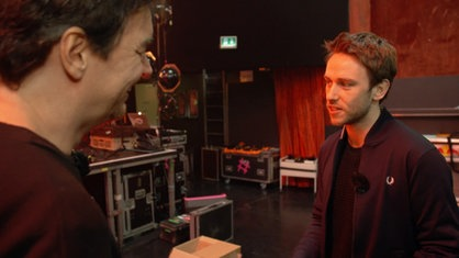 Rockpalast Backstage: Clueso