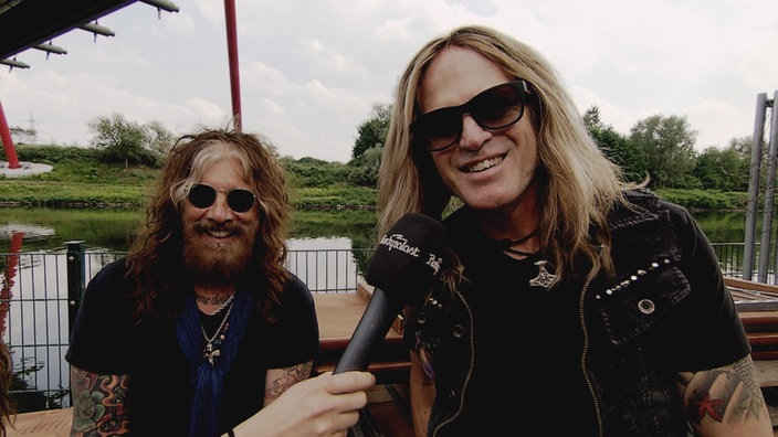 Snapshot Interview The Dead Daisies
