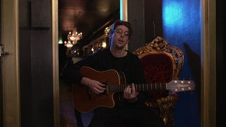 Unplugged: Albin Lee Meldau