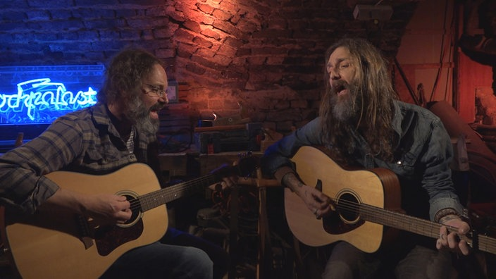 Unplugged: Chris Robinson Brotherhood