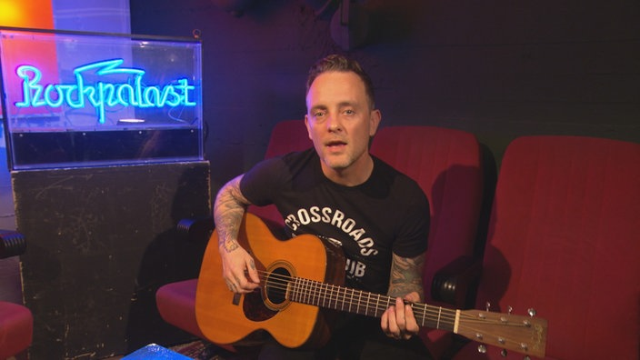 Unplugged: Dave Hause