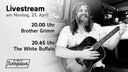 Livestream im Rockpalast: The White Buffalo / Brother Grimm