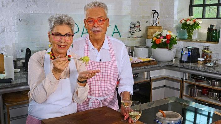 Kochen Mit Marianne Und Moritz