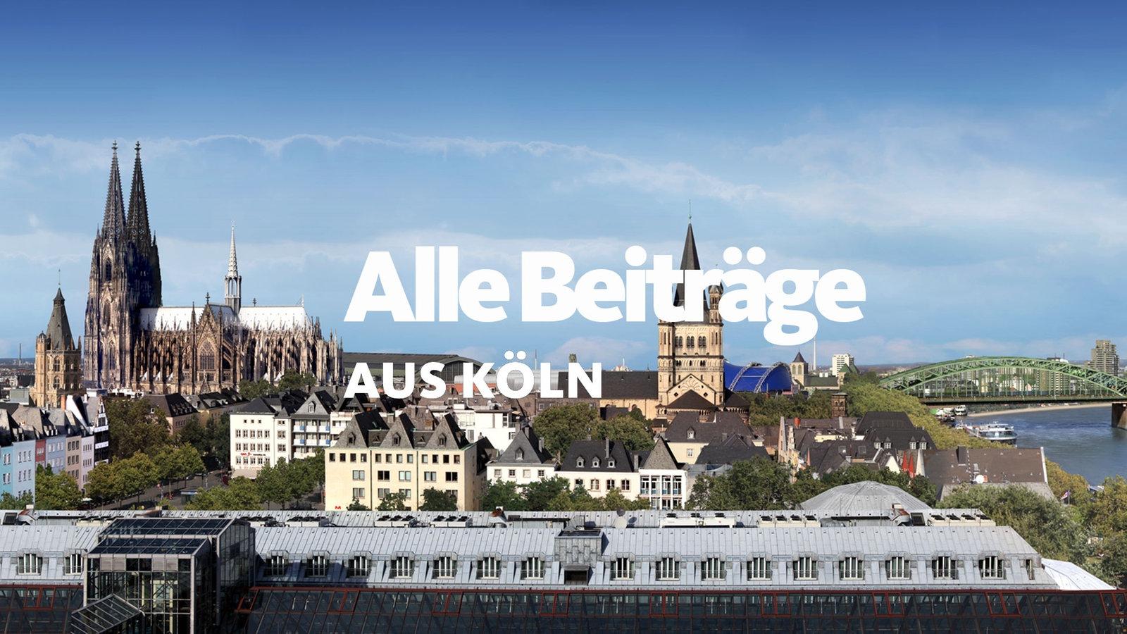 Lokalzeit Köln Livestream