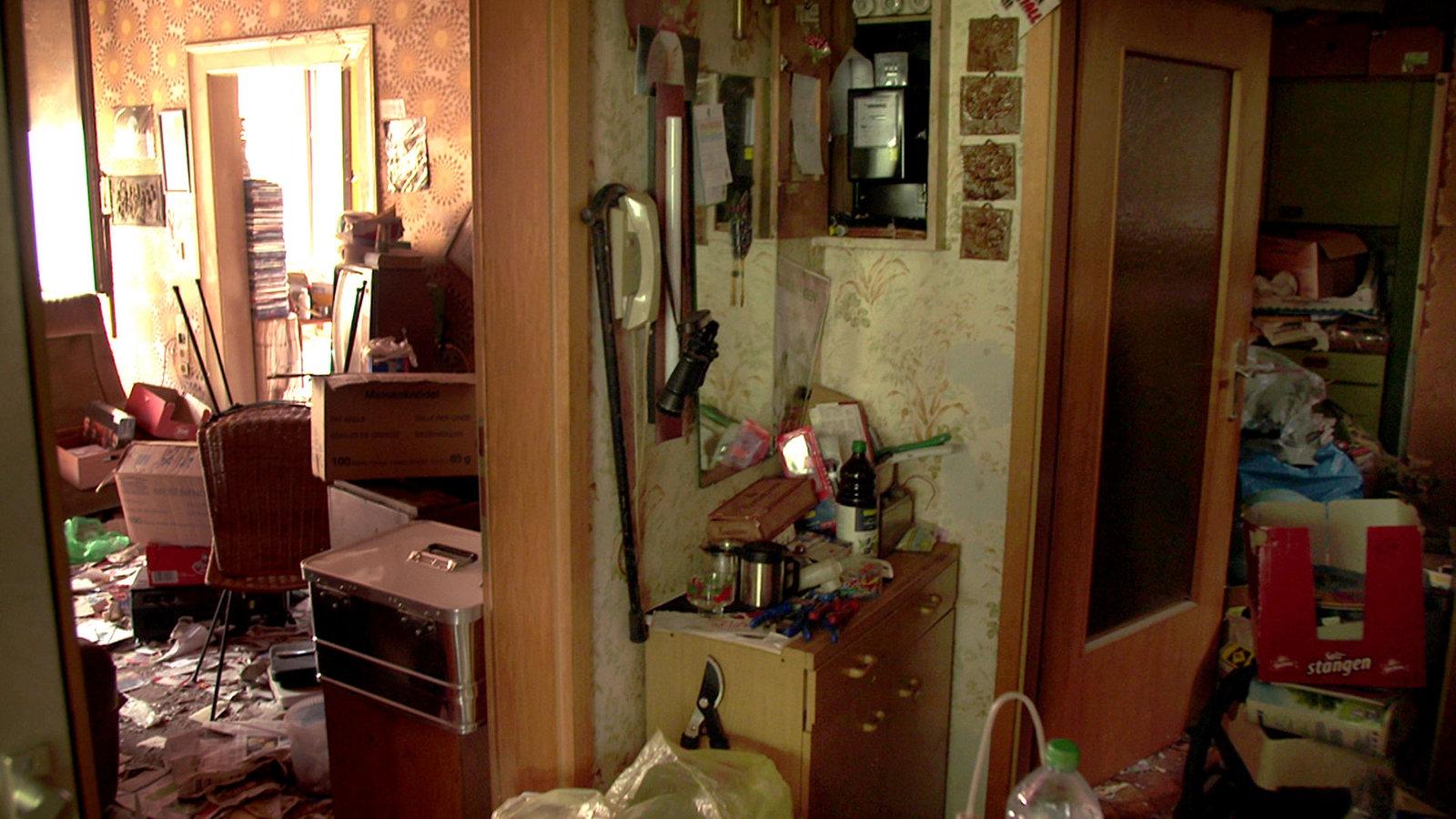 das messie haus meine familie und ich mediathek wdr. Black Bedroom Furniture Sets. Home Design Ideas