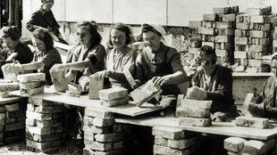 Frauen arbeiten