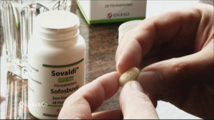 Hepatitis Medikament