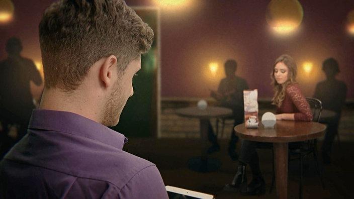 Dating mit einer frau, die mit 45+ menschen schlief